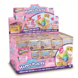 Shopkins happy places...