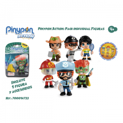 PINYPON ACTION PACK FIGURA