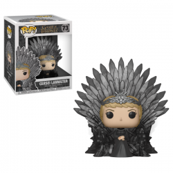FUNKO POP CERSEI LANNISTER SITTING ON IRON THRONE GAME OF THRONES