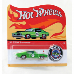 HOT WHEEL VEHICULO 50 ANIVERSARIO