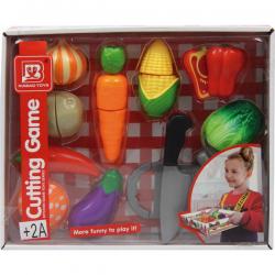 Set verduras partidas con...
