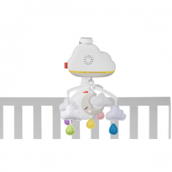 FISHER PRICE CALMING CLOUDS MOBILE
