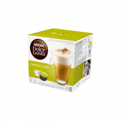 Cafe dolce gusto capuchino...