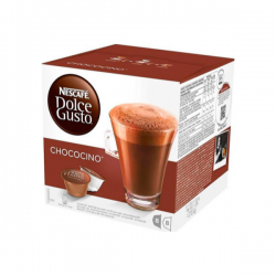 Chocolate dolce gusto...
