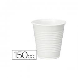 Vaso de plastico blanco...