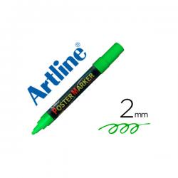 Rotulador artline poster...