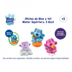 PISTAS DE BLUE Y TU WATER SQUIRTERS SURTIDO INDIVIDUAL